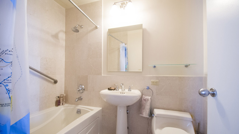 1485 5th Ave Apt 25B Guest Bath